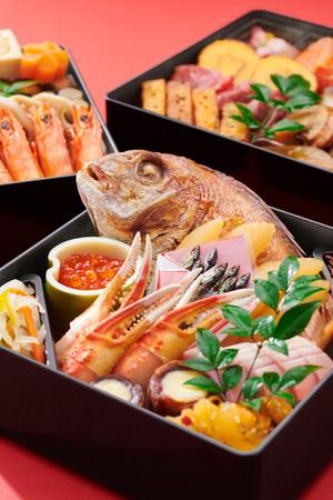 スシローの海鮮おせち(イメージ画像②)