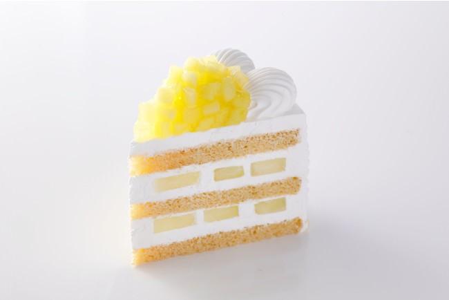 パティスリーSATSUKI「スーパーメロンショートケーキ」