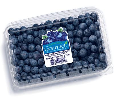 Blueberries-18oz