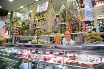 Salazones Mercado Central de Valencia