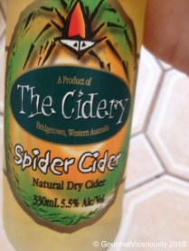The Cidery - Spider Cider.