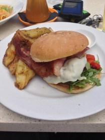 Burger ($24)