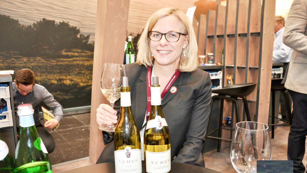 Exzellenter Wein aus Kalifornien: Claudia Schug, Sonoma