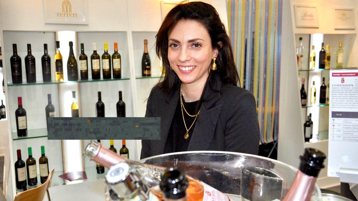 Nicole Vezzola, Weingut Costaripa
