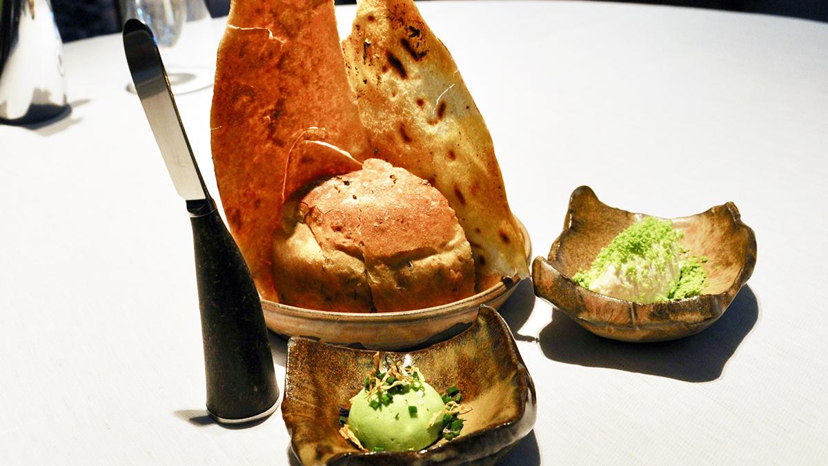 Selbstgebackenes Brot zum Auftakt