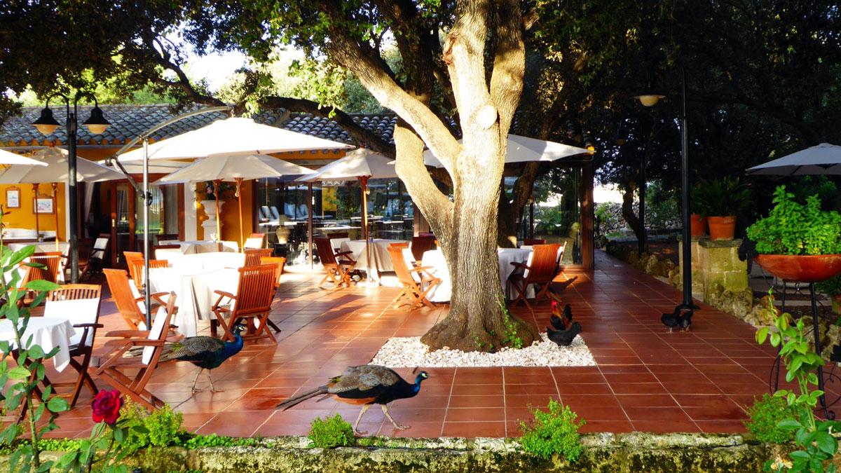 Hotel Rural Sant Ignasi. Foto Inna Hemme
