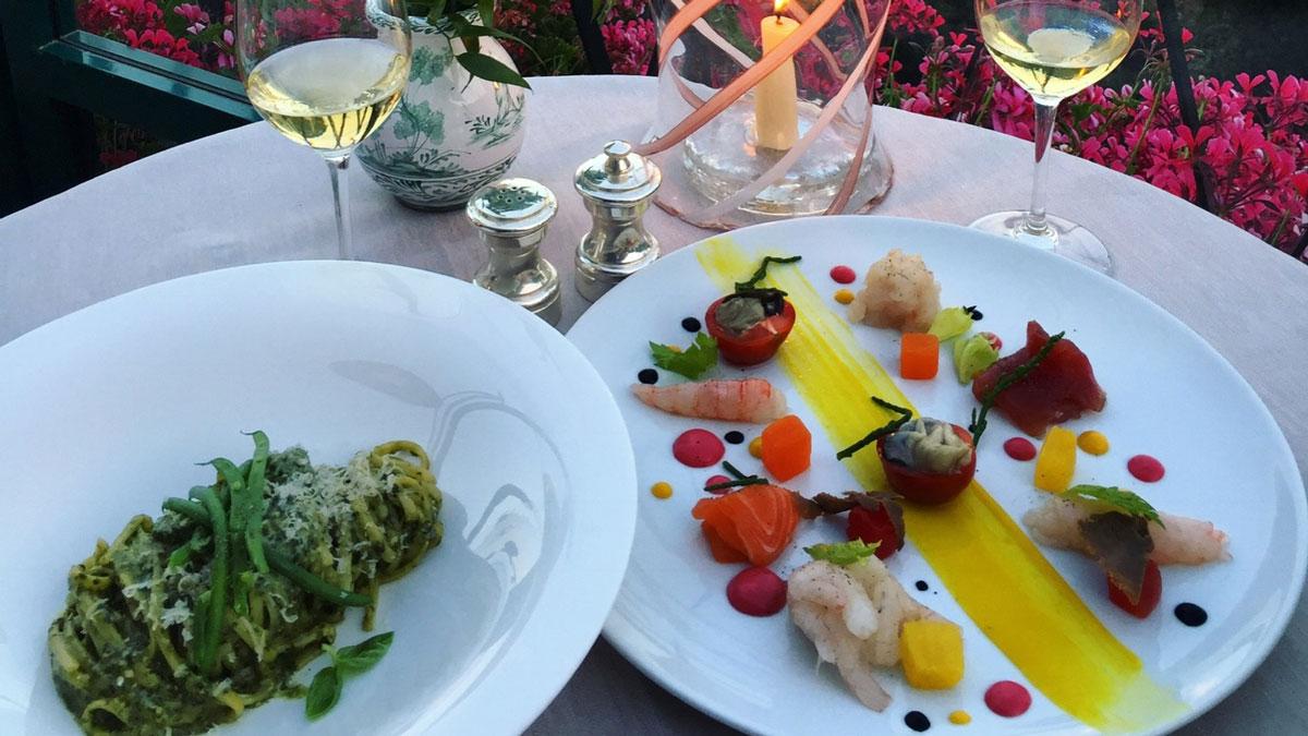 Luxushotel Belmond Splendido in Portofino. Foto Inna Hemme