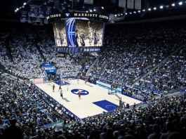 BYU-Utah College Basketball