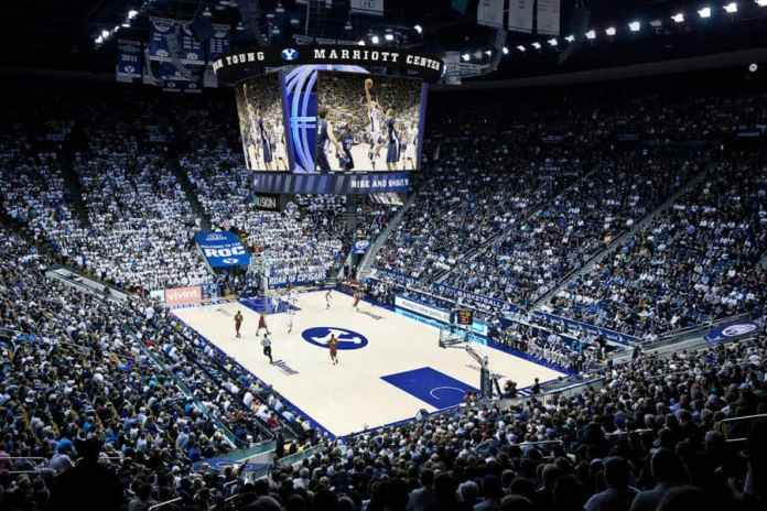 BYU-Utah College Basketball