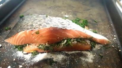 Gravlax de saumon méthode de préparation