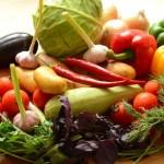 assortiment de legumes alimentation vivante