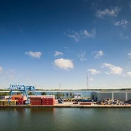 Haven van Genk (foto: Provincie Limburg)