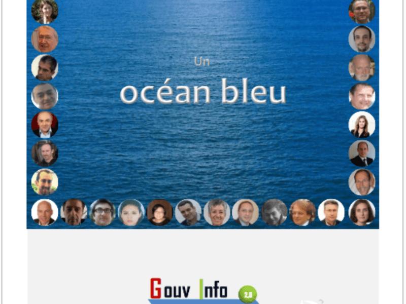 Livre de témoignages Océan Bleu (édition visuelle)