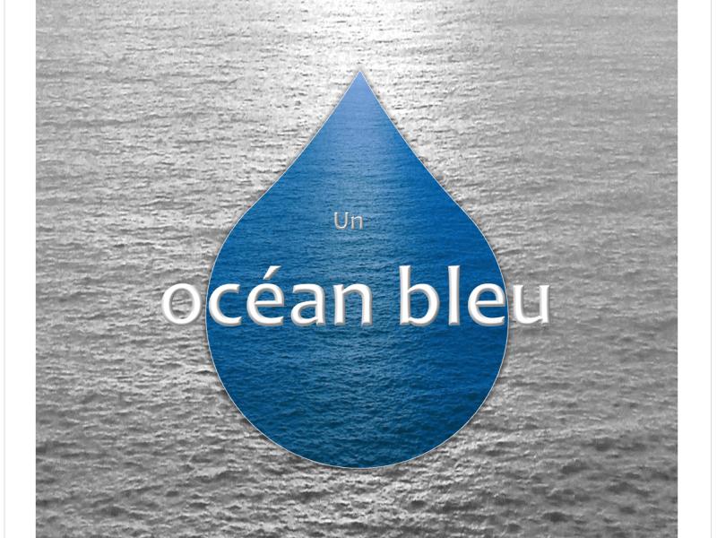 Livre de témoignages Océan Bleu (édition exécutive)