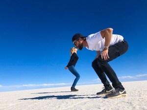Salar de Uyuni - Bolivia