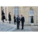 Vizita oficială a premierului Dacian Cioloș la Paris