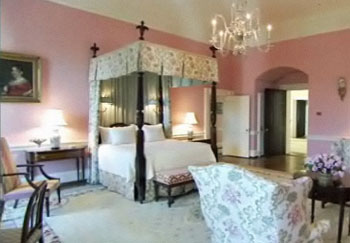 White House Overnight Guest Program  The Lincoln Bedroom