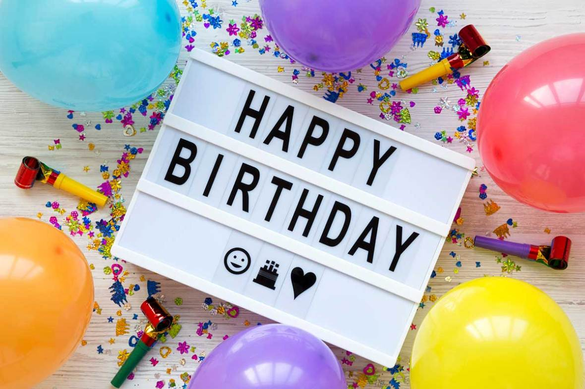 Let's Party: How to Make Birthdays Special Without Leaving the House