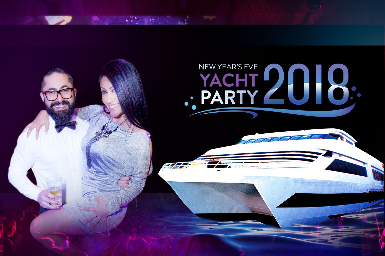 NYE Yacht Party 2018 VAVi Sport Amp Social Club