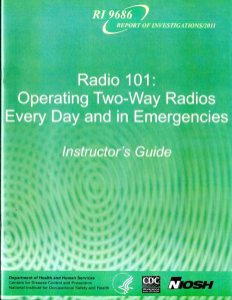Radio 101: Operating Two-Way Radios Every Day and in Emergencies   Government Book Talk