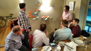 Solving problems & sharing ideas