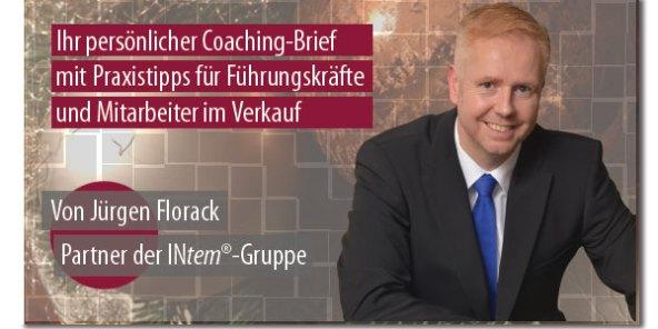 Aktueller Coaching-Brief 11-2015