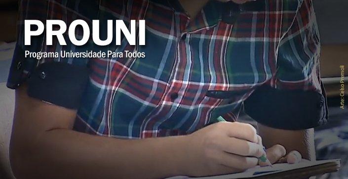 Edital do Prouni já está disponível