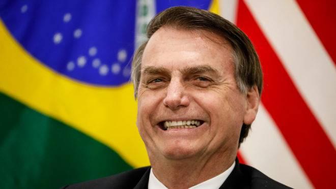 AO VIVO discurso do Presidente Jair Bolsonaro