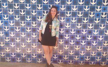 A engenheira espacial Ana Paula Castro Nunes. Foto: acervo pessoal