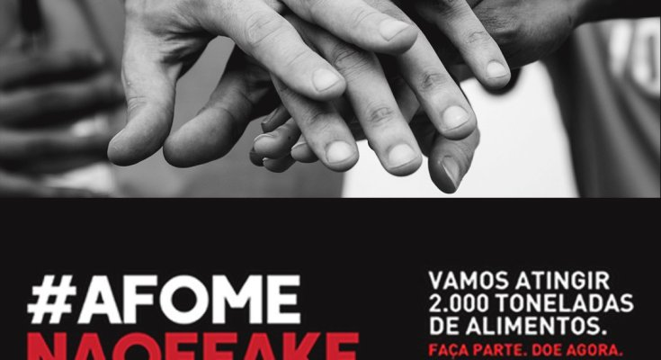Lançada a campanha Natal sem Fome 2019; meta é arrecadar 2 mil toneladas de alimentos