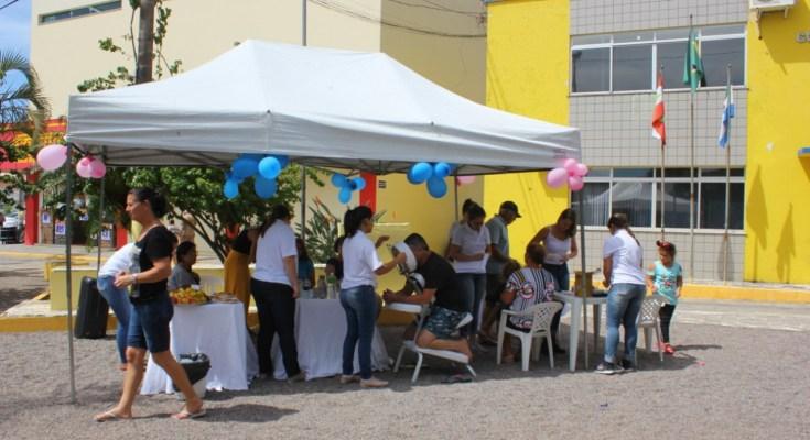 Projeto Saúde na Rua realiza Dia da Mulher e leva serviços de saúde a população de Governador Celso Ramos