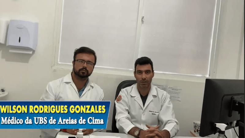 Governador Celso Ramos orientações e recomendações sobre o CORONAVíRUS
