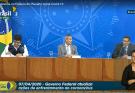 07/04 – Coletiva de Imprensa: Governo Federal atualiza ações de enfretamento ao coronavírus
