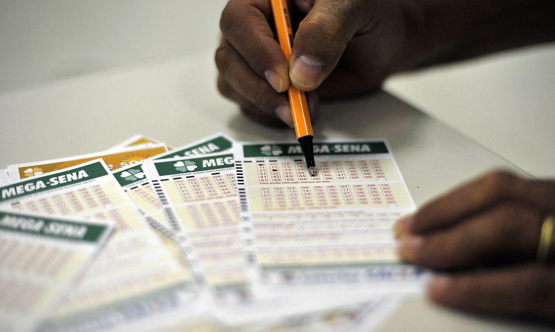 Mega-Sena sorteia neste sábado prêmio estimado em R$ 100 milhões