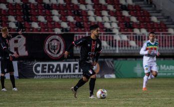 Brusque ganha primeiro jogo contra o Joinville