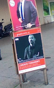 Lorenzo Fioramonti presents his latest book in Heidelberg