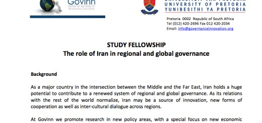 Study Fellowship