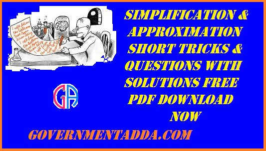 5000+ Simplification & Approximation Free PDF Download Now