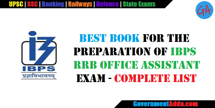 Best Books For IBPS RRB Clerk Office Assistant | Quant | Reasoning