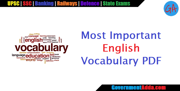 2000+ Vocabulary With Complete Explanation Part 2 Free PDF