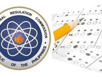 2018 PRC Licensure Examinations Schedule