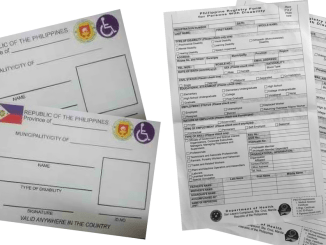 PWD ID Application Guidelines and Requirement