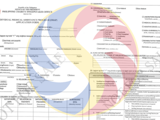 PCSO Medical Assistance Form