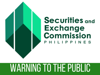 SEC Warning to the Public