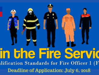 BFP is Hiring 2000 Fire Officers