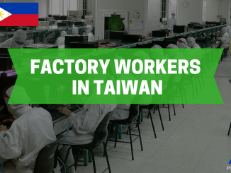 400 Factor Workers are Needed in Taiwan