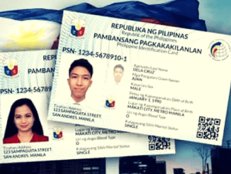 Sample National ID System