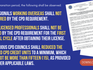 CPD Law Amendments 2019