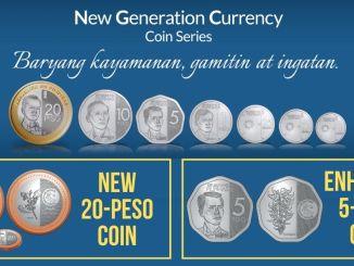 New 20-Peso Coin