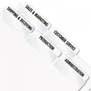 Genpak Expanding File, Open Top, 12 x 10, Jan.-Dec
